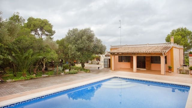 3 quarto Quinta/Casa Rural para venda em Santa Margalida com piscina garagem - 639 000 € (Ref: 5755794)