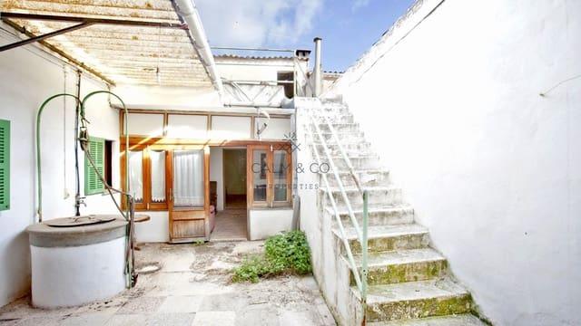 4 quarto Moradia em Banda para venda em Santa Margalida com garagem - 150 000 € (Ref: 5850109)