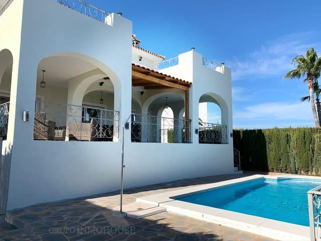 Chalet de 5 habitaciones en Mijas en alquiler vacacional con piscina garaje - 2.400 € (Ref: 5337597)