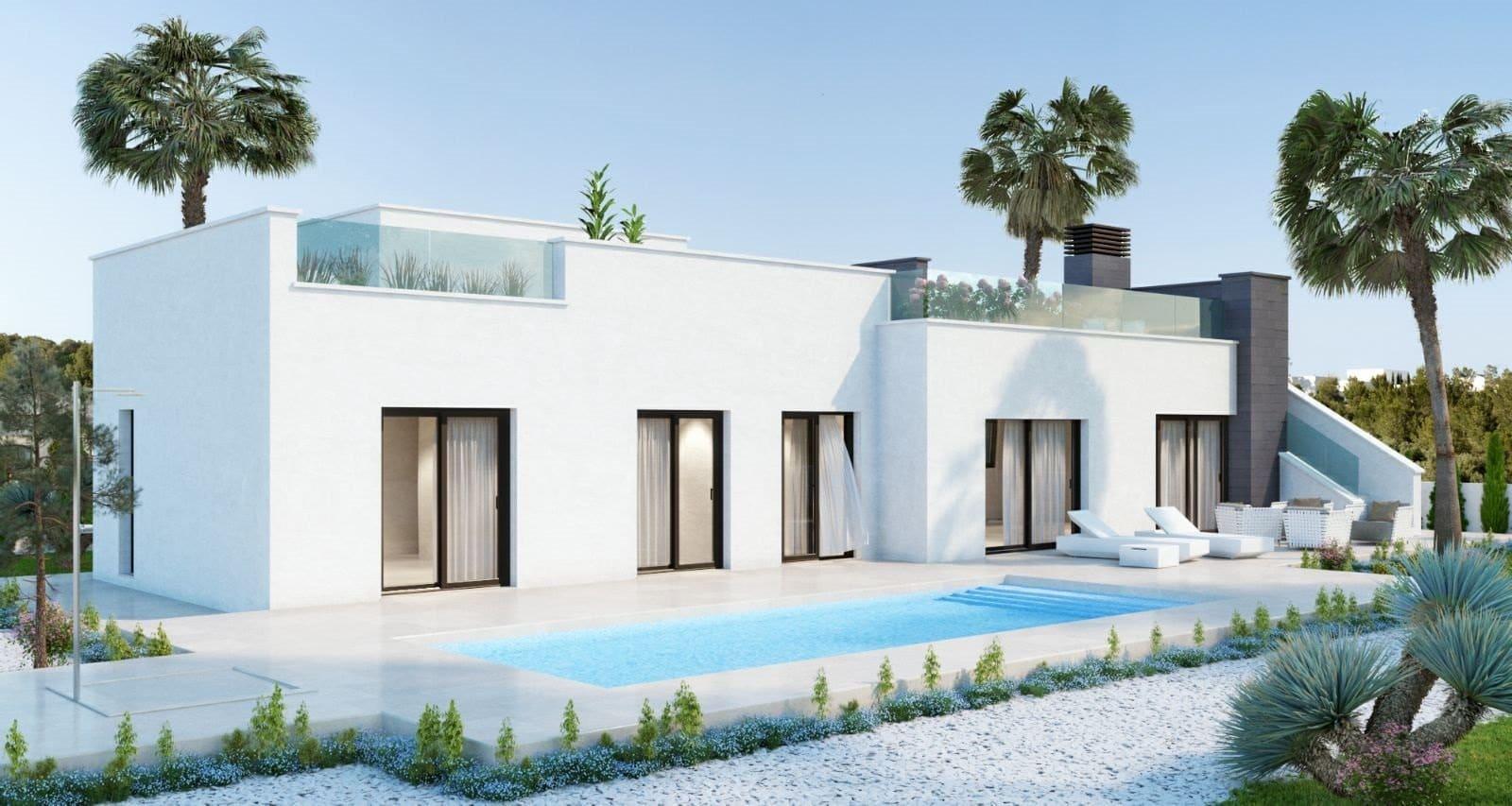 Chalet de 4 habitaciones en Polop en venta con piscina garaje - 449.900 € (Ref: 4356266)