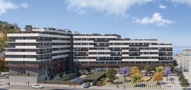 2 makuuhuone Huoneisto myytävänä paikassa Montgat mukana uima-altaan  autotalli - 385 000 € (Ref: 6065246)