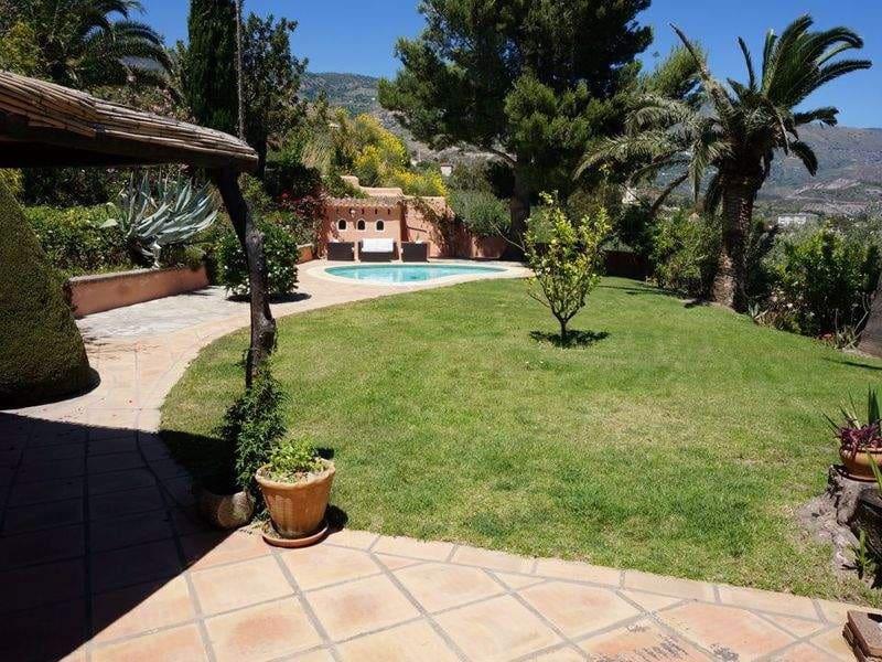 6 sovrum Villa till salu i Orgiva med pool - 675 000 € (Ref: 5578953)