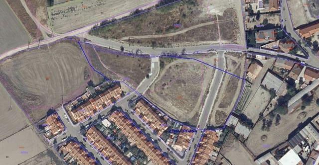 Byggetomt til salgs i Cabanas de la Sagra - € 85 000 (Ref: 5486926)