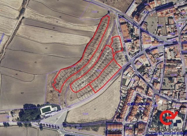 Building Plot for sale in El Viso de San Juan - € 193,000 (Ref: 5894157)