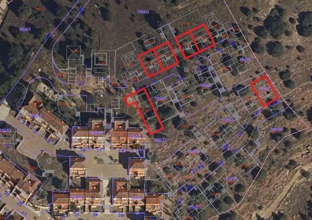 Byggegrund til salg i Siguenza - € 130.000 (Ref: 6002460)
