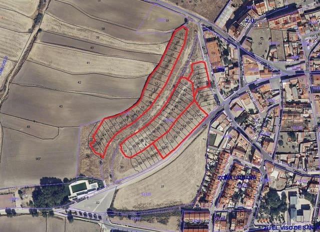 Area Edificabile in vendita in El Viso de San Juan - 90.000 € (Rif: 6048585)