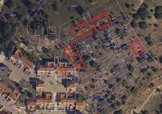 Building Plot for sale in Siguenza - € 65,000 (Ref: 6121717)