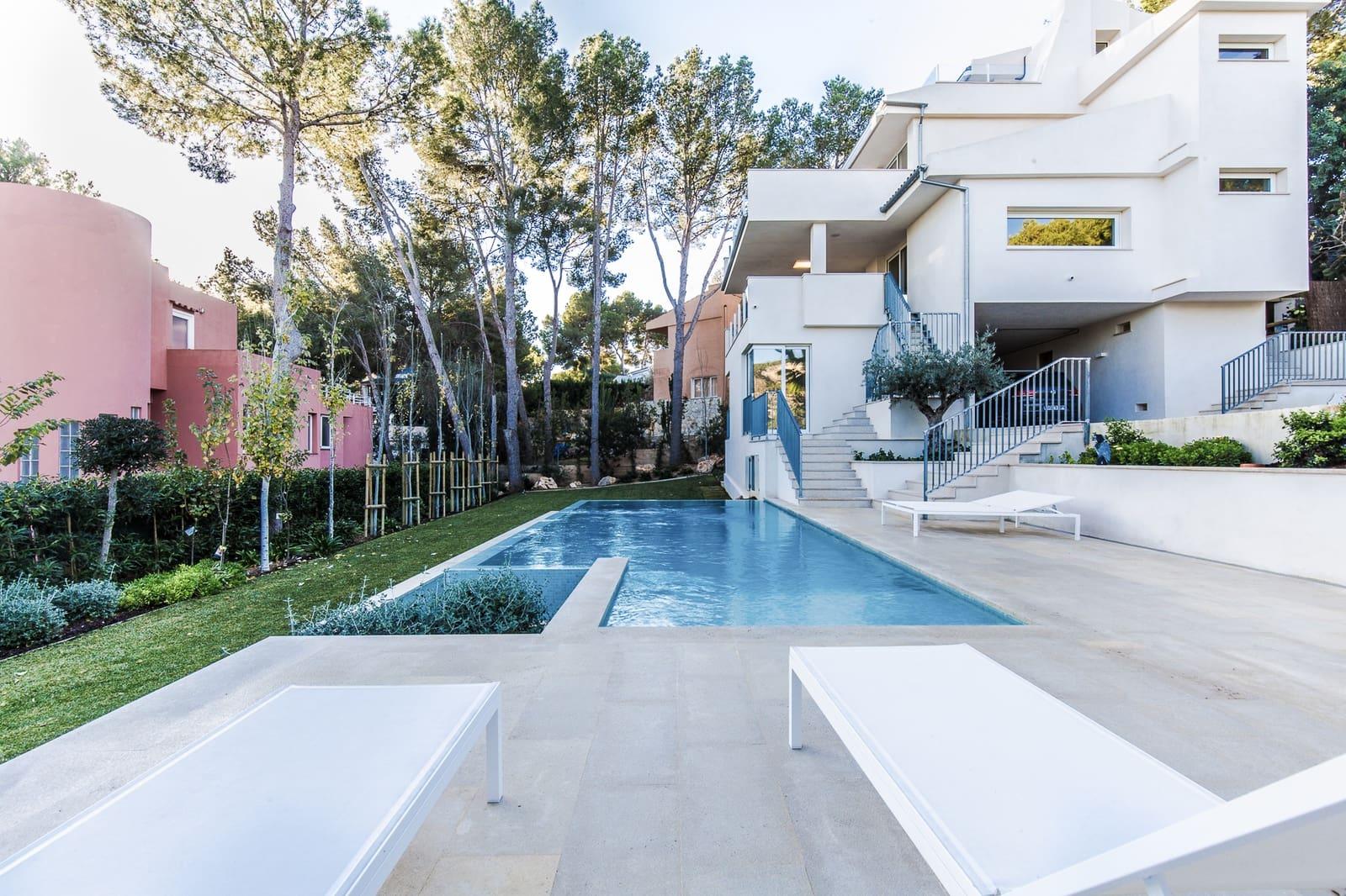 4 chambre Villa/Maison à vendre à Cas Catala avec piscine - 2 480 000 € (Ref: 5319644)