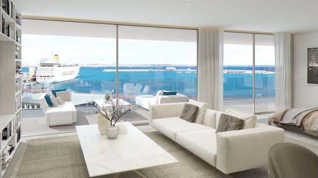 3 quarto Apartamento para venda em Palma de Mallorca com piscina - 1 450 000 € (Ref: 5443378)