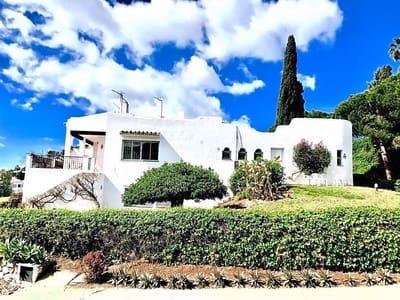 4 sovrum Finca/Hus på landet att hyra i Marbella - 2 500 € (Ref: 4159273)