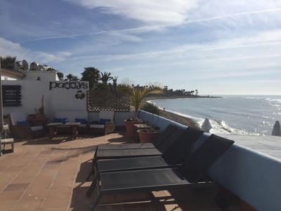 3 sovrum Villa att hyra i Cancelada - 1 600 € (Ref: 5391199)