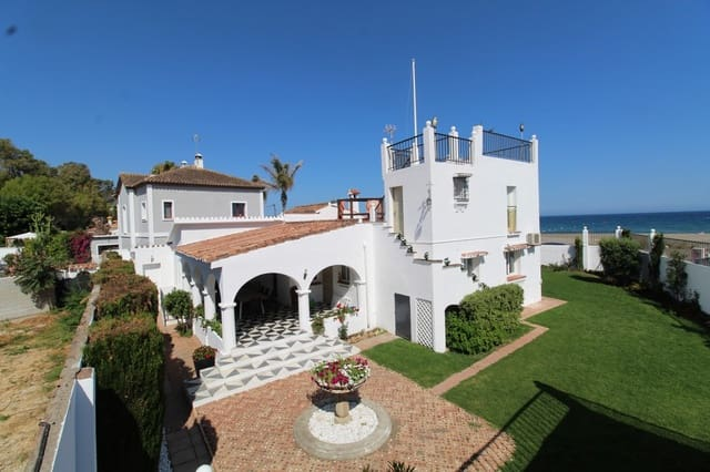 4 bedroom Villa for holiday rental in San Pedro de Alcantara with garage - € 5,700 (Ref: 5895798)