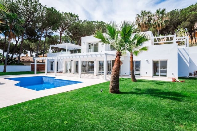 5 bedroom Villa for holiday rental in Nueva Andalucia with pool garage - € 16,000 (Ref: 5895802)