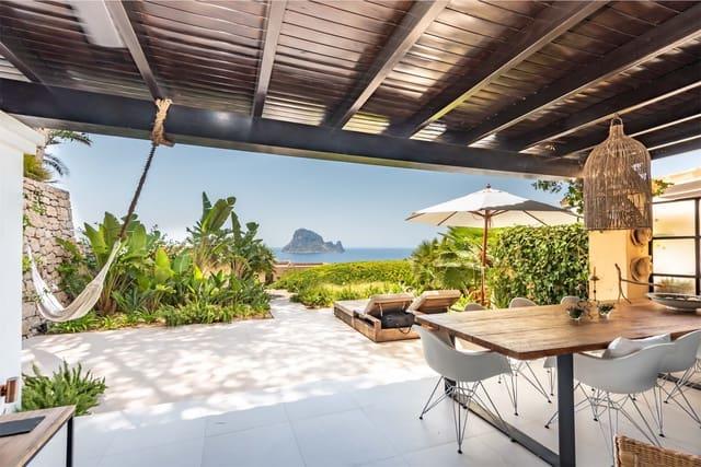Adosado de 3 habitaciones en Cala d'Hort en venta con piscina - 995.000 € (Ref: 5533596)