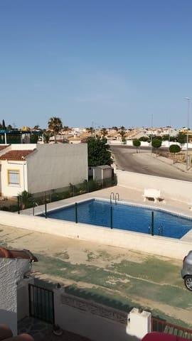 Pareado de 2 habitaciones en San Fulgencio en alquiler vacacional con piscina - 700 € (Ref: 4026508)