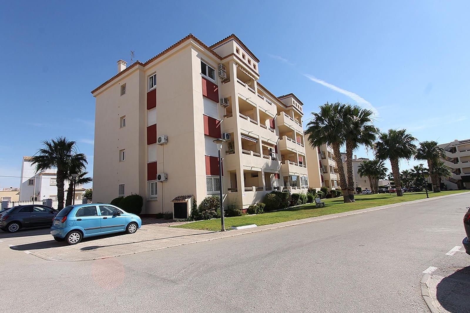 Apartamento de 2 habitaciones en Playa Flamenca en venta con piscina - 145.000 € (Ref: 4746545)