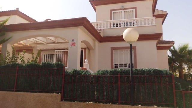 3 sovrum Semi-fristående Villa att hyra i San Fulgencio med pool - 675 € (Ref: 4781739)