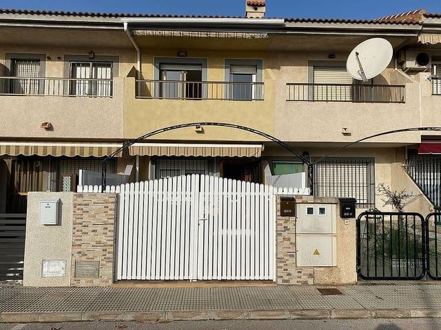 3 quarto Moradia Geminada para venda em Lo Pagan com garagem - 107 000 € (Ref: 5078399)