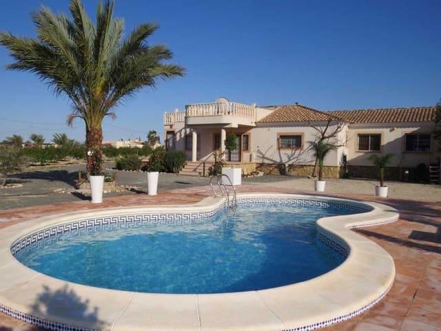 6 chambre Villa/Maison à vendre à El Realengo avec piscine garage - 335 000 € (Ref: 5340483)