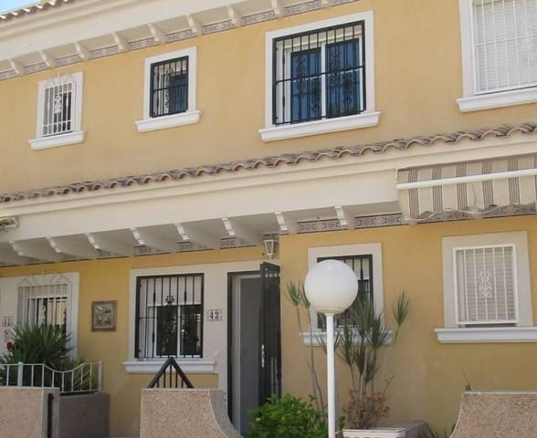 2 bedroom Townhouse for sale in San Fulgencio with pool garage - € 115,000 (Ref: 5350347)