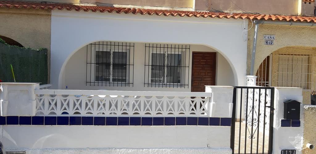 1 soverom Bungalow til leie i San Fulgencio - € 325 (Ref: 5357154)