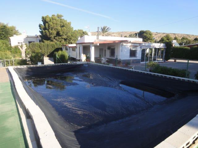 Finca/Casa Rural de 4 habitaciones en Jubalcoy / Jubalcoi en venta con piscina garaje - 192.000 € (Ref: 5414910)