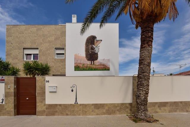 6 sypialnia Willa na kwatery wakacyjne w La Zenia z basenem - 1 400 € (Ref: 5417757)