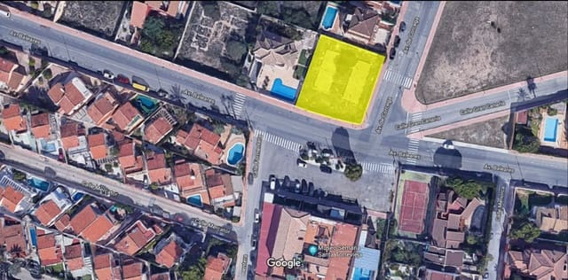 Teren niezagospodarowany na sprzedaż w Aguas Nuevas - 290 000 € (Ref: 5633789)