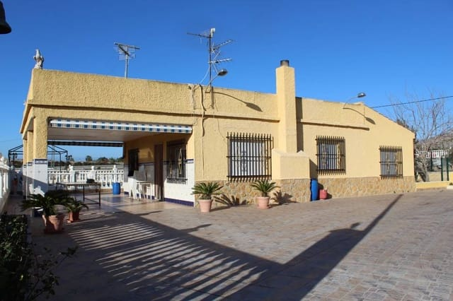 4 quarto Quinta/Casa Rural para venda em Crevillente / Crevillent com piscina - 167 100 € (Ref: 5890126)