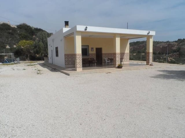 3 camera da letto Finca/Casa di Campagna in vendita in Crevillente / Crevillent - 140.000 € (Rif: 6077256)
