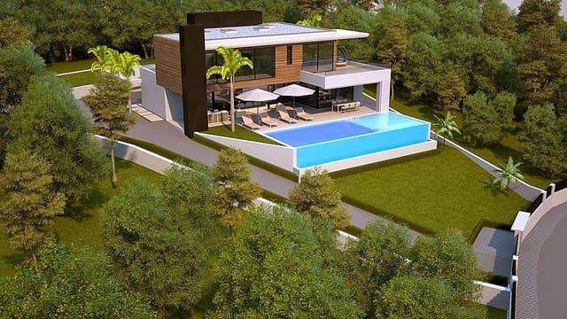 Ubebygd land til salgs i Benahavis - € 510 000 (Ref: 5640432)