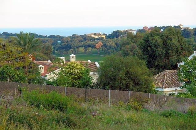 Ubebygd land til salgs i Sotogrande - € 859 000 (Ref: 5640460)
