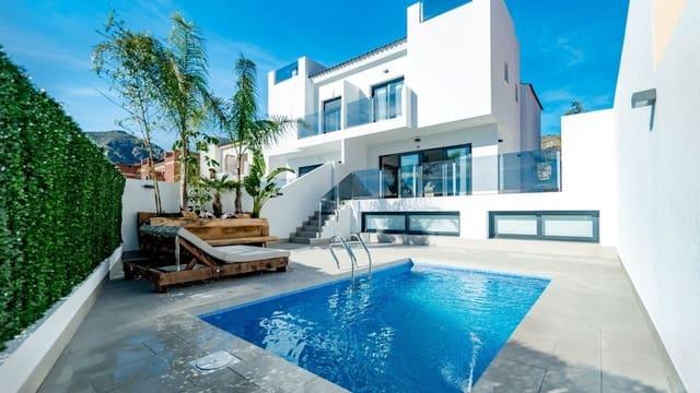 Chalet de 3 habitaciones en Orxeta en venta con piscina garaje - 266.000 € (Ref: 5283777)