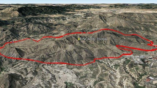 Terre non Aménagée à vendre à Jijona / Xixona - 350 000 € (Ref: 5283822)