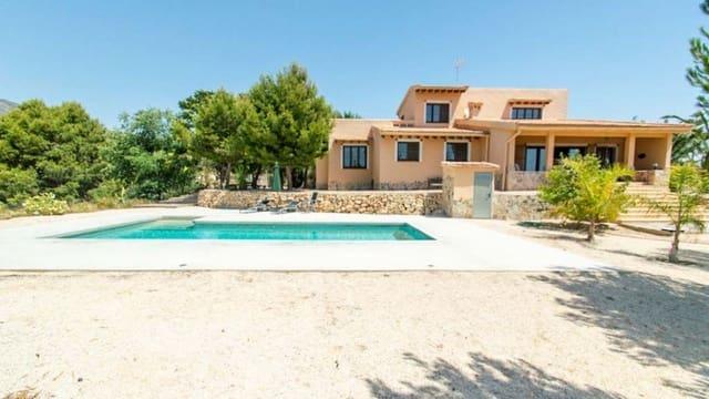 4 chambre Villa/Maison à vendre à Aguas de Busot / Aigues avec piscine - 449 000 € (Ref: 5283838)