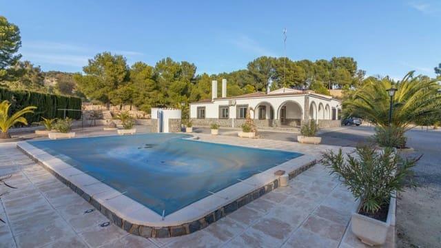 3 chambre Villa/Maison à vendre à Jijona / Xixona avec piscine - 185 000 € (Ref: 5283873)