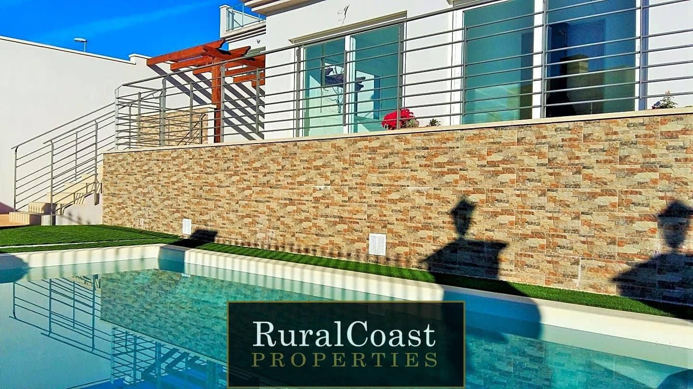 3 sovrum Villa att hyra i Aguas de Busot / Aigues - 1 200 € (Ref: 5314599)
