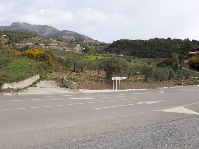 Ubebygd land til salgs i Alozaina - € 30 000 (Ref: 4304716)