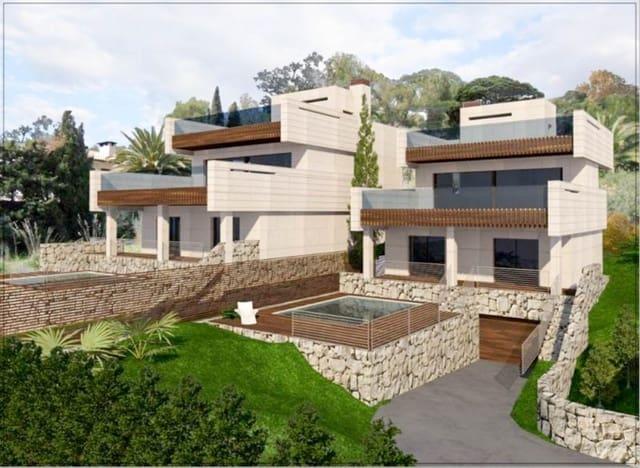 6 chambre Villa/Maison à vendre à Font de Sa Cala / Font de La Cala avec piscine garage - 756 000 € (Ref: 4998539)