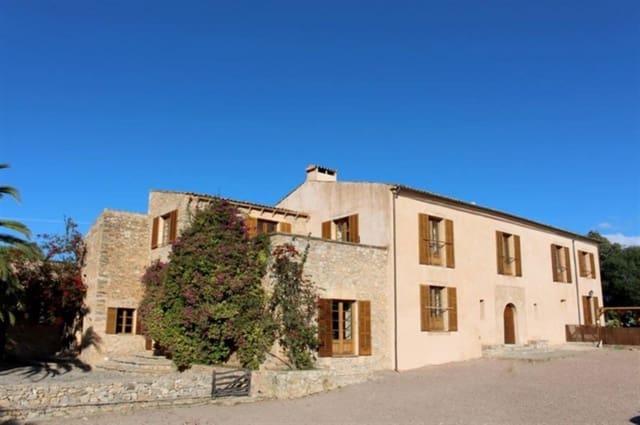 Finca/Casa Rural de 18 habitaciones en Cala Mesquida en venta con piscina garaje - 3.800.000 € (Ref: 4998558)