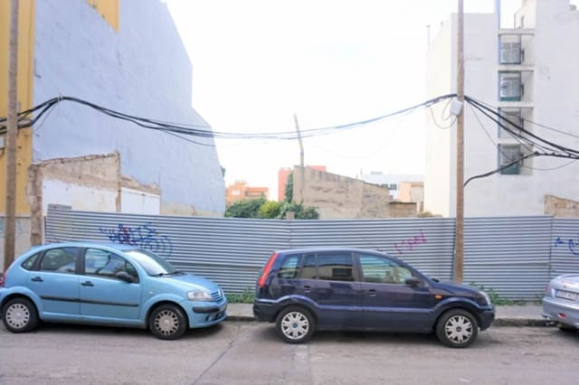 Terrain à Bâtir à vendre à Palma de Mallorca - 550 000 € (Ref: 4998655)