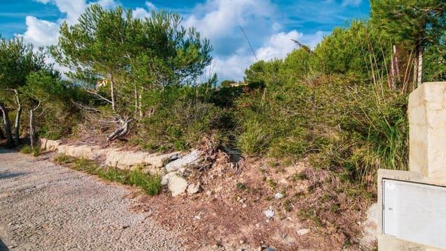 Terrain à Bâtir à vendre à Cala Mesquida - 167 500 € (Ref: 5101899)