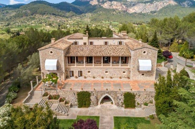 10 quarto Quinta/Casa Rural para venda em Puigpunyent com piscina garagem - 26 500 000 € (Ref: 6172333)