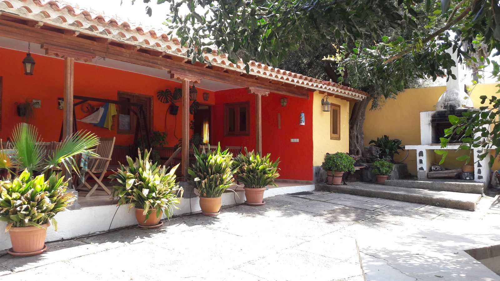 Finca/Casa Rural de 4 habitaciones en Fataga en venta - 315.000 € (Ref: 3467930)