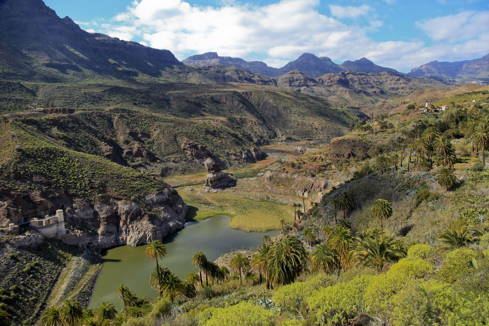 Finca/Hus på landet att hyra i Santa Lucia de Tirajana - 500 € (Ref: 4886477)