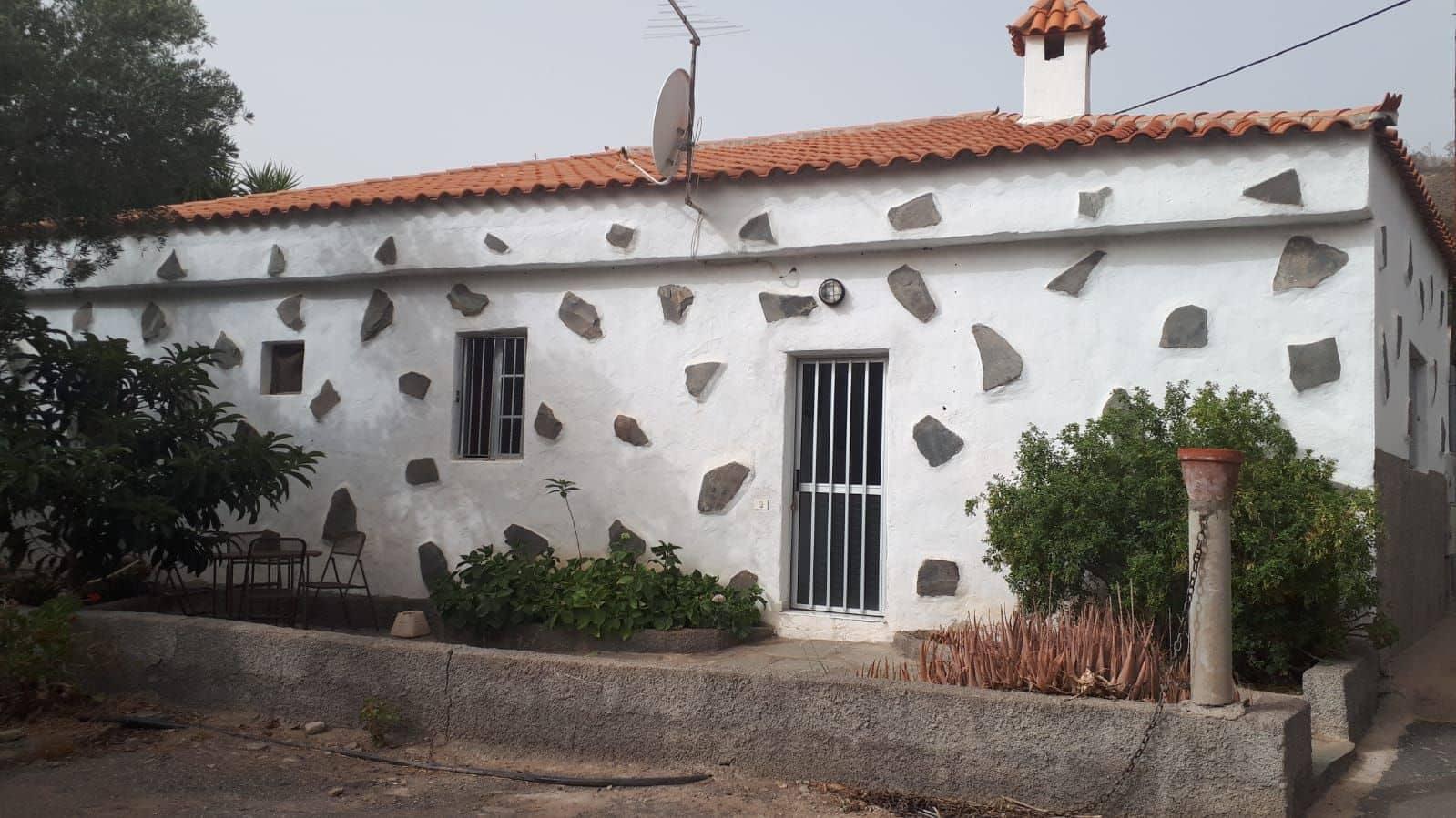 2 sovrum Finca/Hus på landet att hyra i San Bartolome de Tirajana - 500 € (Ref: 5395843)