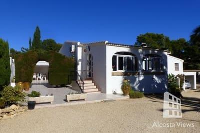 3 Zimmer Finca/Landgut zu verkaufen in L'Alfas del Pi mit Garage - 420.000 € (Ref: 4305358)
