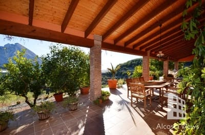 6 bedroom Commercial for sale in Bolulla with garage - € 690,000 (Ref: 4313281)
