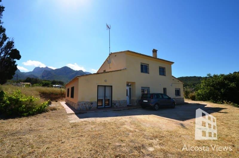 Finca/Casa Rural de 5 habitaciones en Polop en venta - 373.000 € (Ref: 4632735)