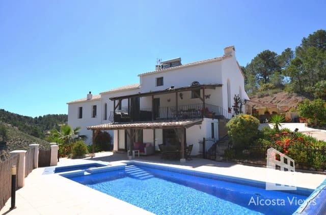 7 sovrum Villa till salu i Finestrat med garage - 725 000 € (Ref: 4632737)